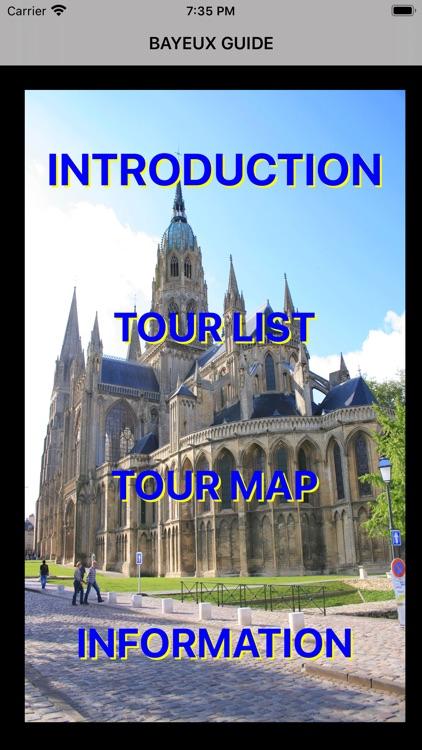 Bayeux Guide