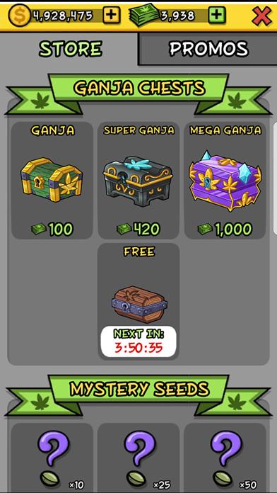 Bud Farm: Grass Roots Screenshot on iOS