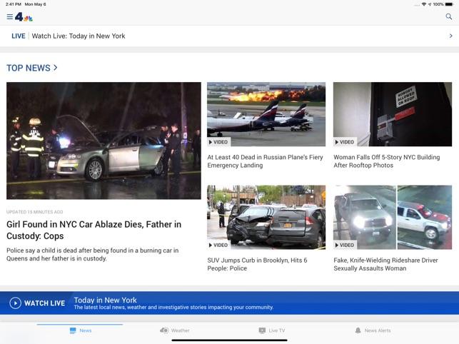 NBC 4 New York on the App Store