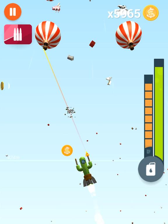 Faily Rocketman для iPad