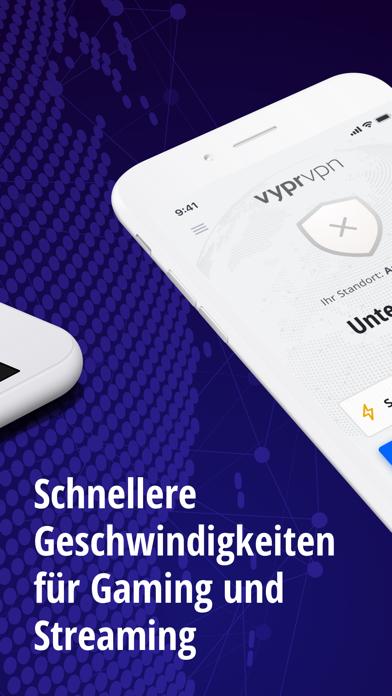 VyprVPN: VPN und DatenschutzScreenshot von 7