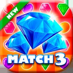 Jewel Match 3 2019 Arcade