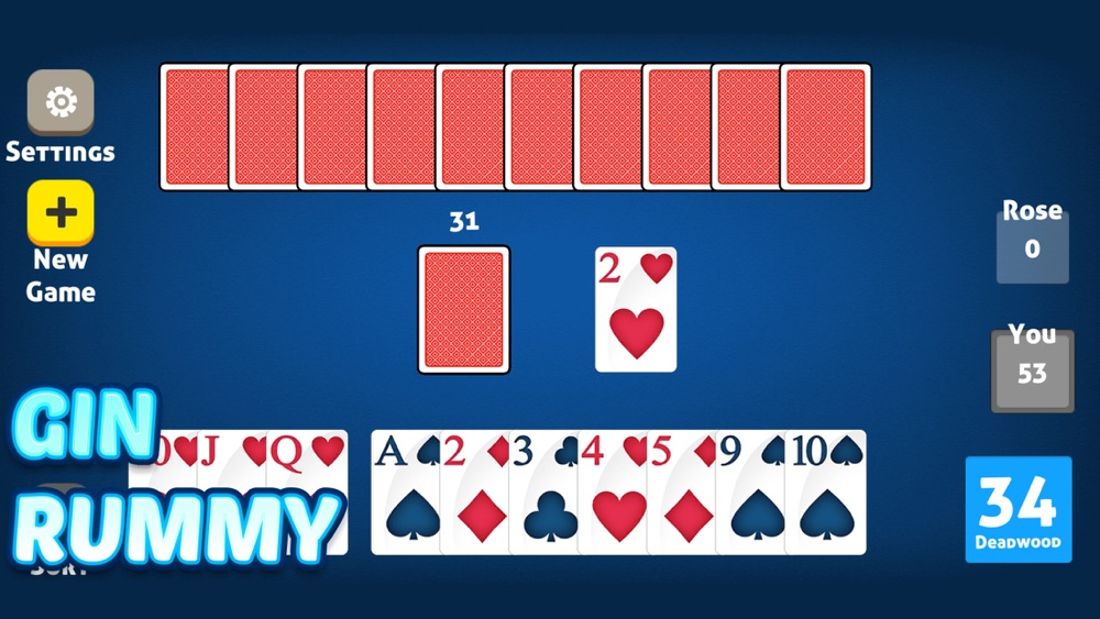 Rummy 500 Free Download