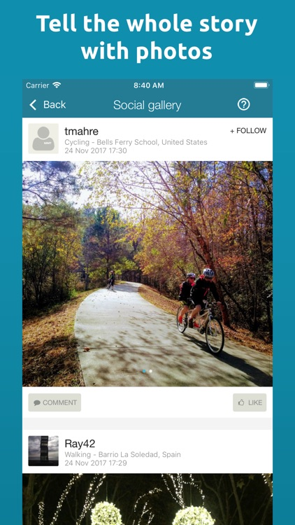 Map My Tracks: cycling pro screenshot-3