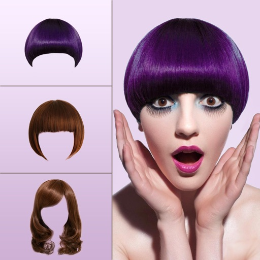 Face Makeup&HairStyles Changer