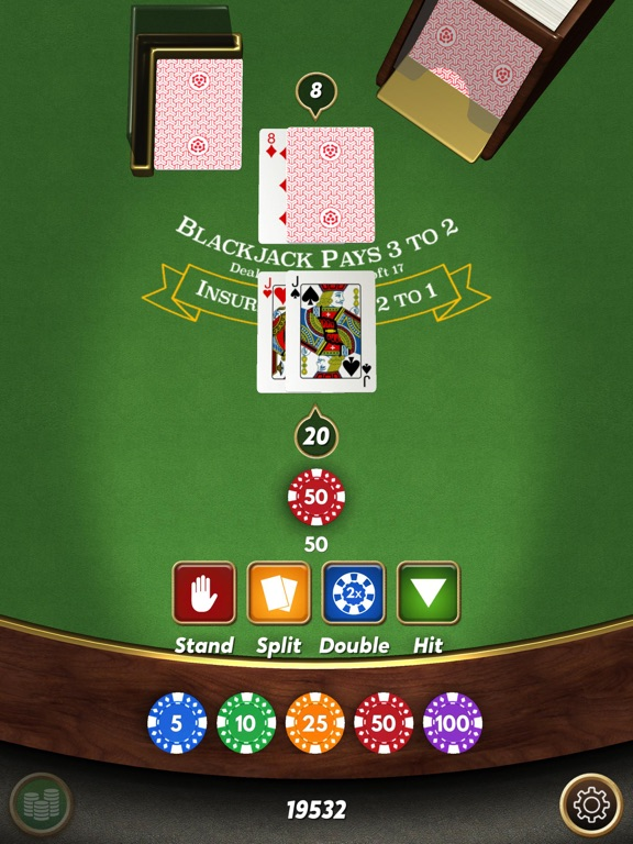 Blackjack    screenshot 10
