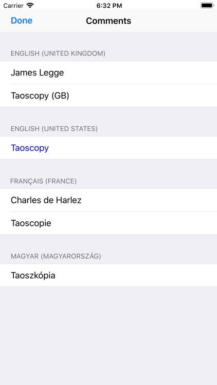 Taoscopy screenshot-9