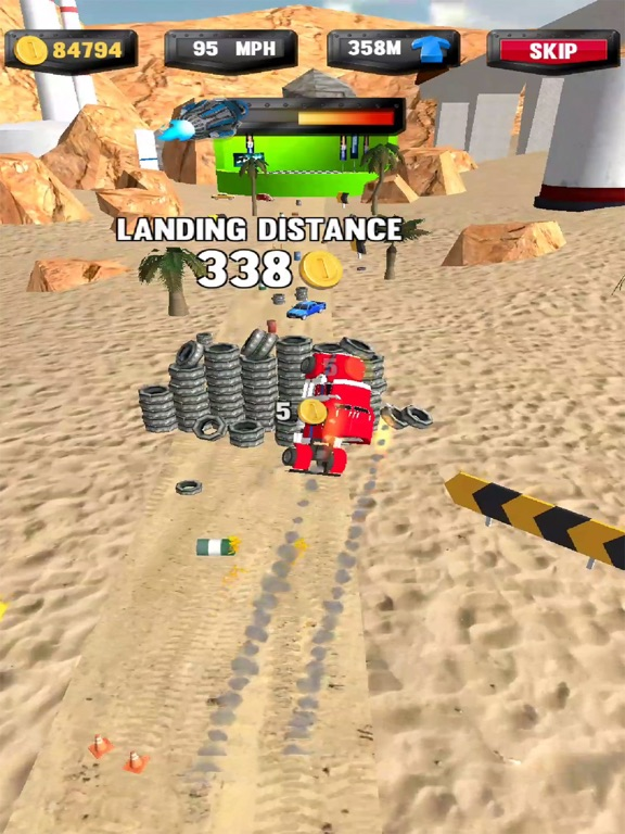 Stunt Truck Jumping screenshot 10