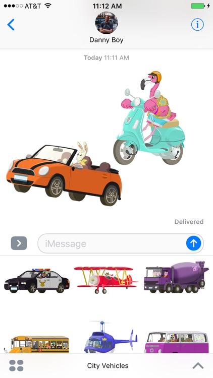 Big City Vehicles screenshot-4