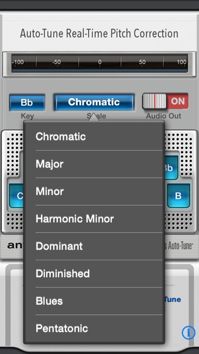 Screenshot for Auto-Tune Mobile in Chile App Store
