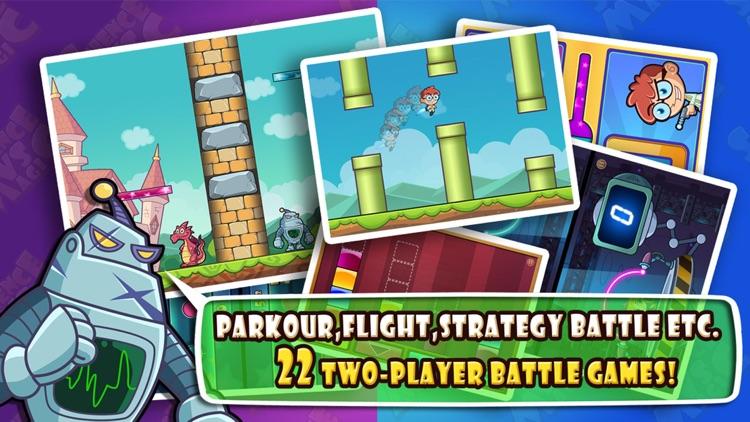 Science vs.Magic-2 Player Game screenshot-4