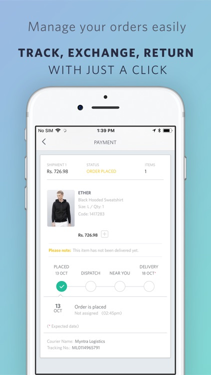 Myntra - Fashion Shopping App screenshot-4