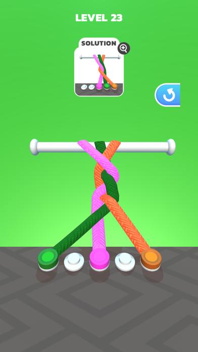 Tangle Master 3D screenshot 3