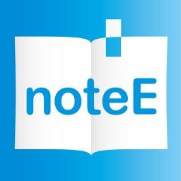 noteE - 語学学習ノート管理アプリ
