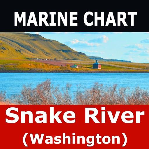 Snake River (WA) Marine Map
