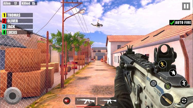 Counter Terrorist Gun Strike