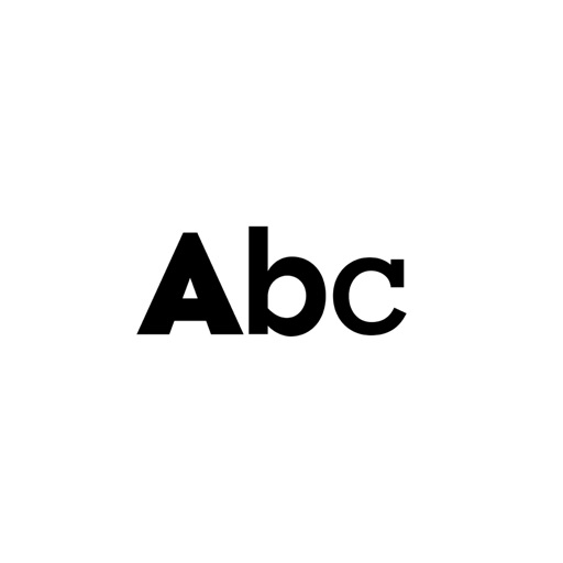 ABC Fonts