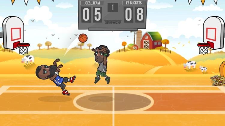 Basketball Battle: Streetball screenshot-4