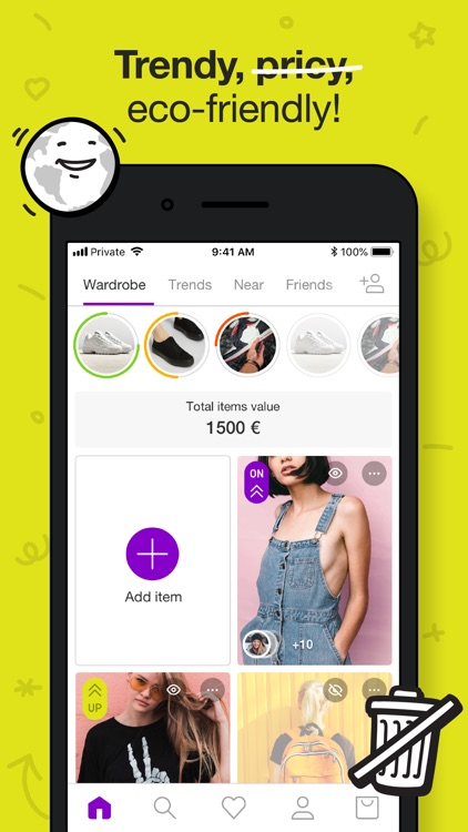 PrivateSale - Buy+Sell Locally screenshot-4