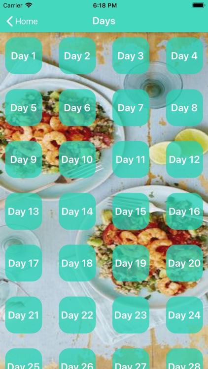 Diet Plan-Weight Loss 30 Days screenshot-3