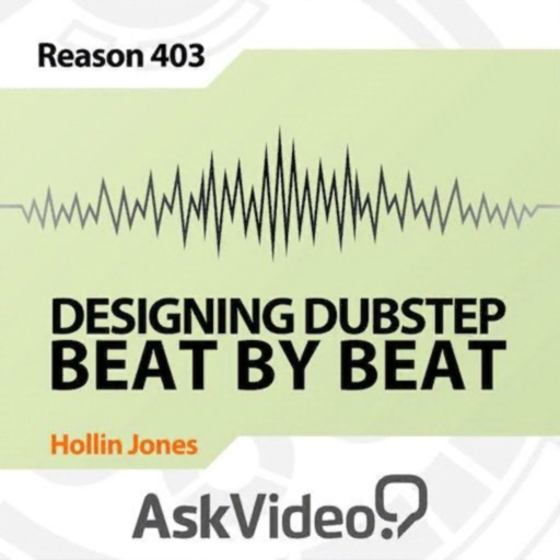 Dubstep Beat Course For Reason