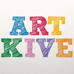 Ícone do app Artkive - Save Kids' Art