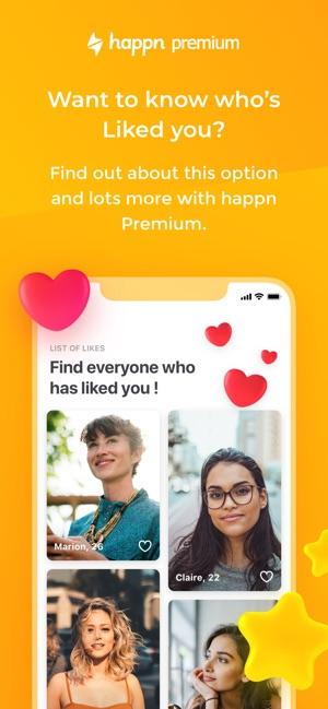 happn dating UK ovat JC ja Jenn dating