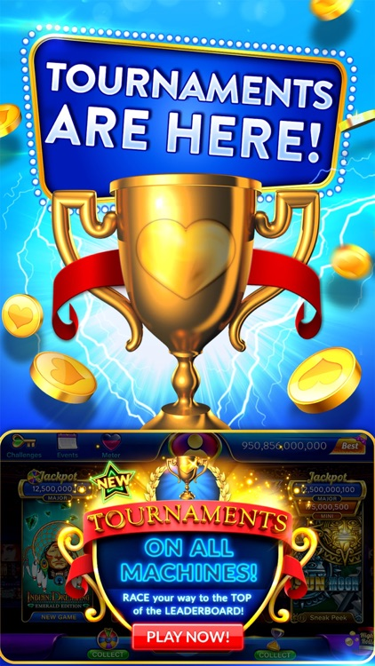 Heart of Vegas – Slots Casino screenshot-7