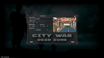 CITY WAR - Dead Zone screenshot three