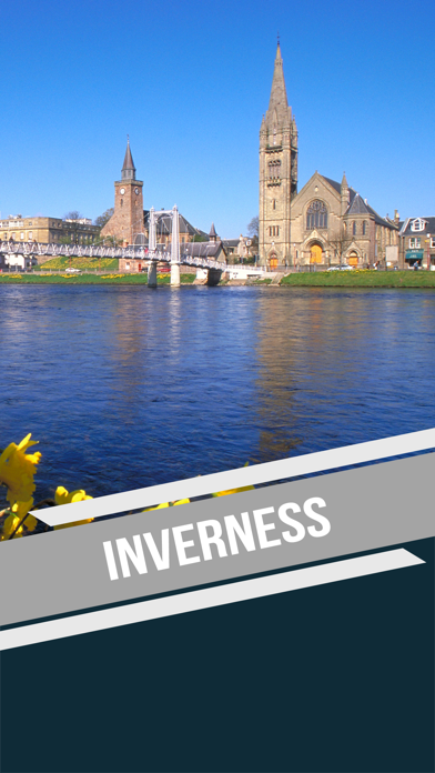 Inverness City Guideのおすすめ画像1
