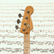 App Icon for Bass Guitar Notes App in Lebanon IOS App Store
