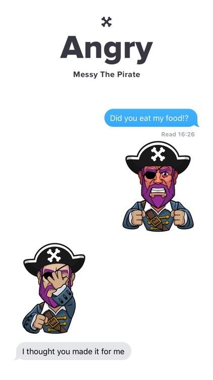 Messy The Pirate screenshot-4