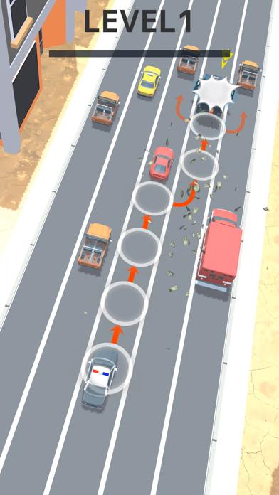 Car Chase 3Dのおすすめ画像2