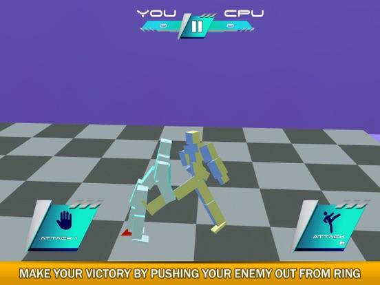Ipad Screen Shot Neko Fighting Arena 3