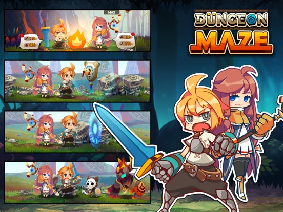 Dungeon Maze.io screenshot 10