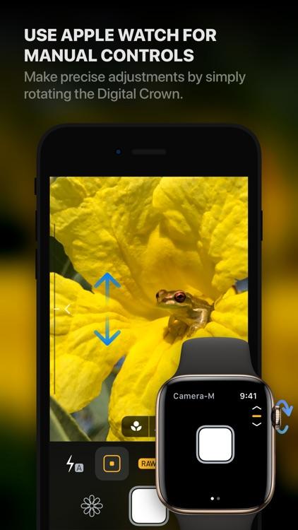 Camera-M screenshot-3