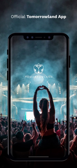 Tomorrowland 2019 En App Store