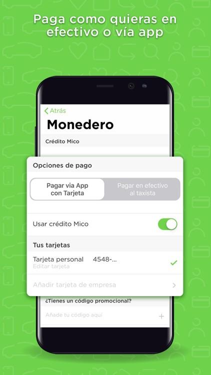 Mico (Micocar) Taxi Discounts screenshot-5