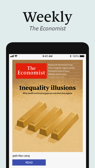 The Economist (Legacy) US Screenshot