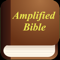 App Icon for Amplified Bible with Audio App in Belgium IOS App Store