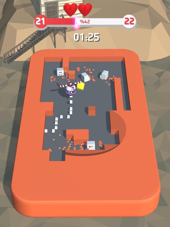 Happy Copter : 3D screenshot 6
