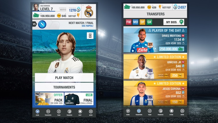 Fantasy Manager Soccer 2020 screenshot-1