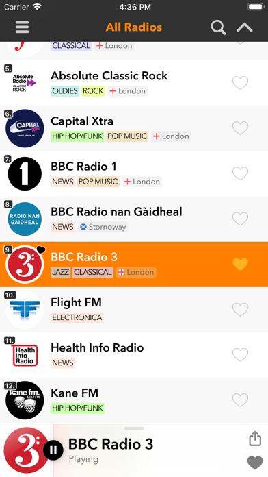 Radio Tower - All UK Radios