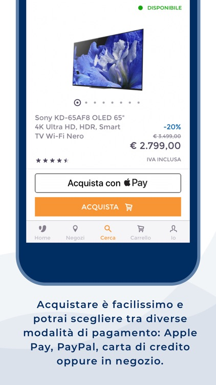 Unieuro screenshot-5