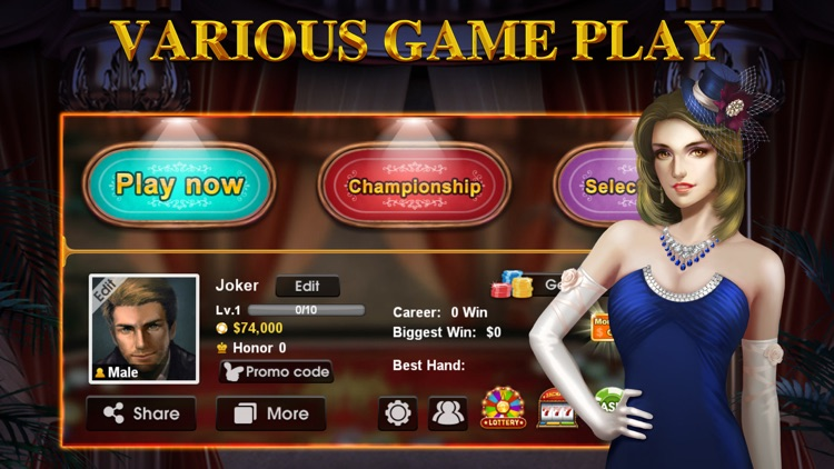 DH Texas Poker screenshot-3