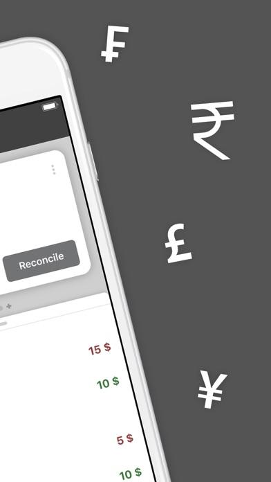 You owe me: loan calculator screenshot two