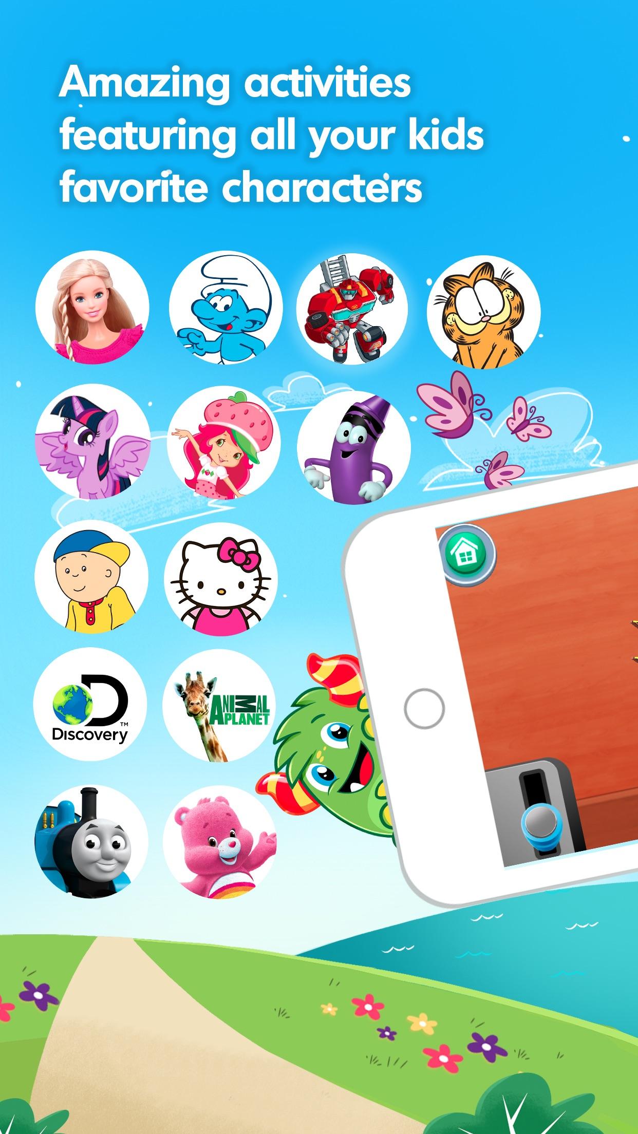 Budge World - Kids Games & Fun Screenshot