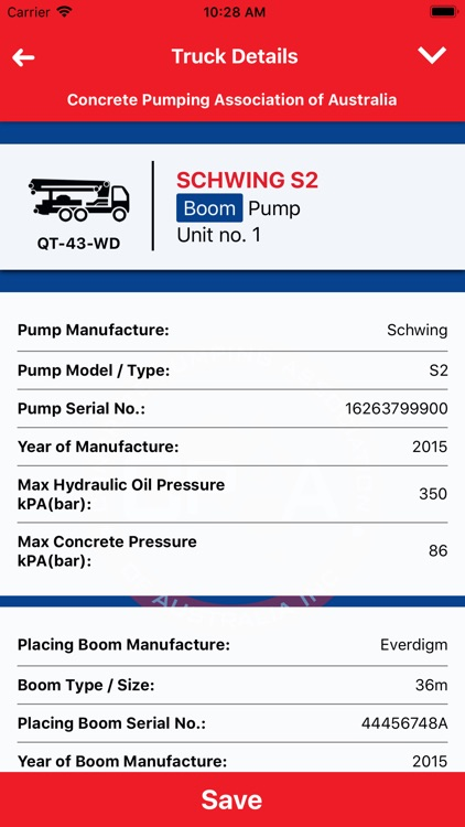 CPAA Logbook App screenshot-6