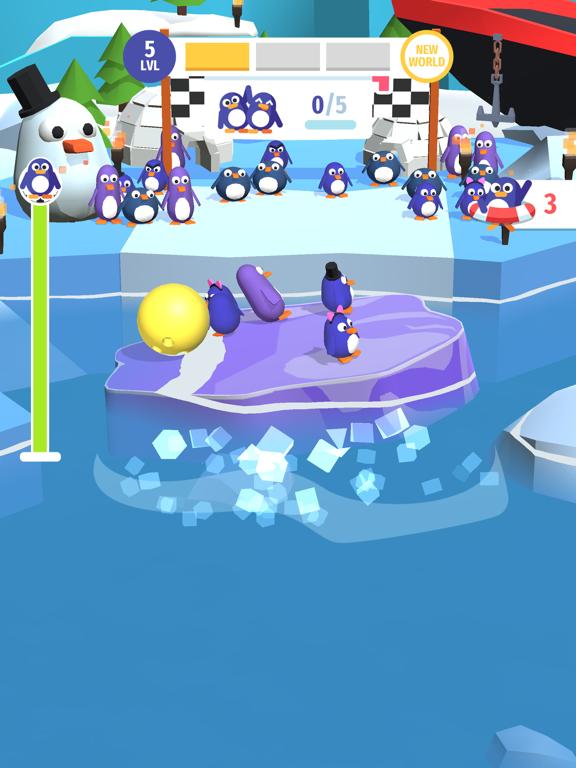 Penguinia Ride screenshot 9