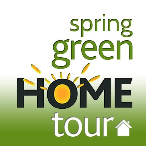 Spring Green Home Tour